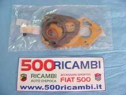 FIAT 500 R 126 KIT SERIE REVISIONE CARBURATORE WEBER 28 IMB